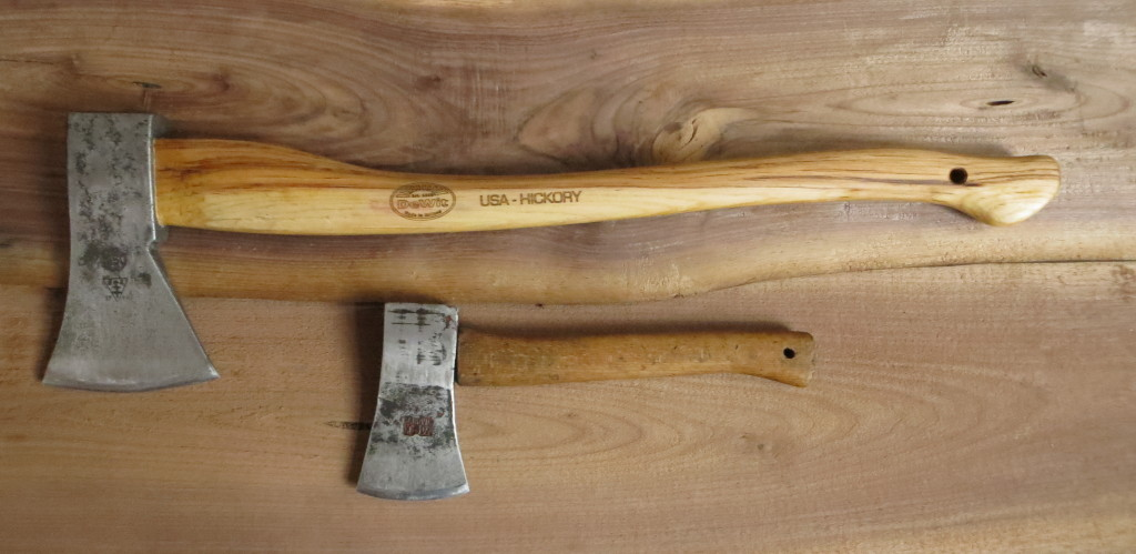 Axe and Hatchet